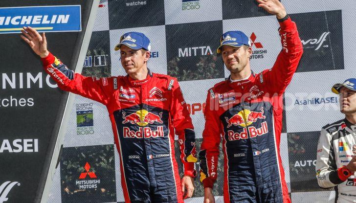 C3 WRC CILE: Sesto podio per Ogier-Ingrassia - Foto 3 di 3