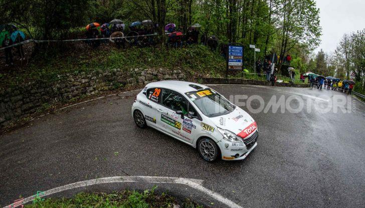 Peugeot Competition – A Piancavallo Rovatti si prende gara e primato - Foto 6 di 8