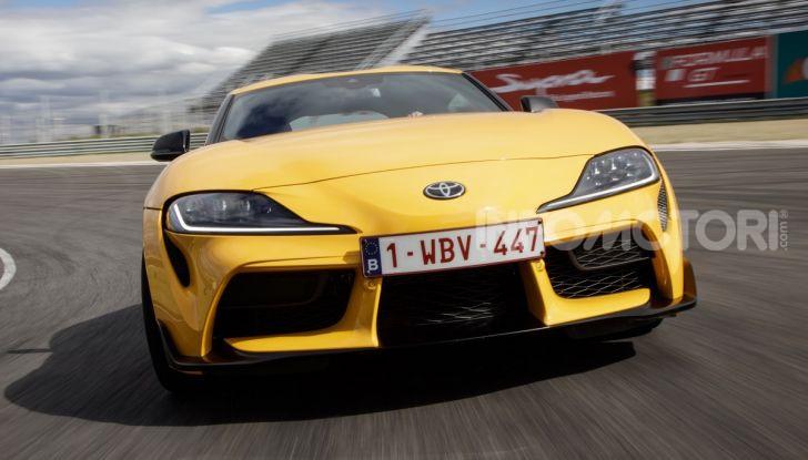 [VIDEO] Prova Toyota GR Supra 2020: tutto quello che dovete sapere! - Foto 27 di 66