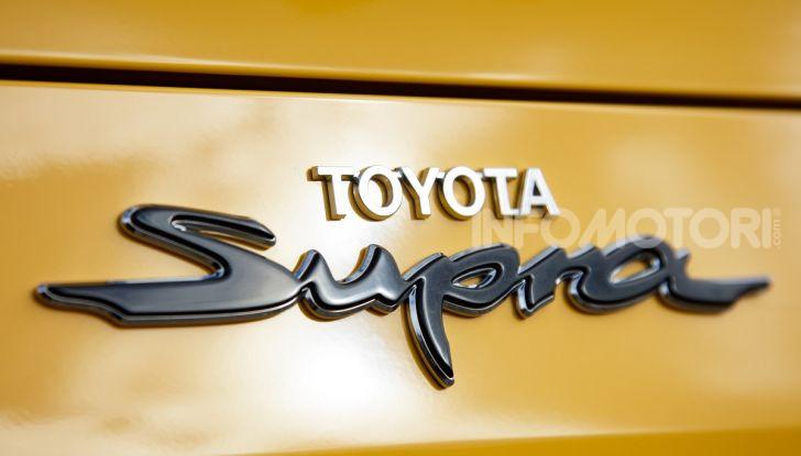 [VIDEO] Prova Toyota GR Supra 2020: tutto quello che dovete sapere! - Foto 44 di 66