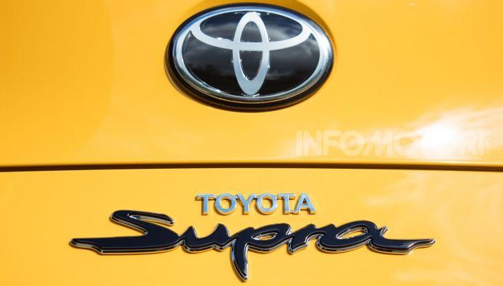 [VIDEO] Prova Toyota GR Supra 2020: tutto quello che dovete sapere! - Foto 43 di 66