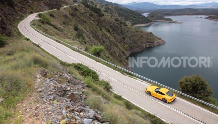 Prova comparativa tra Toyota Supra, Porsche Cayman S e Audi TT RS - Foto 26 di 28