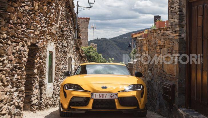 Prova comparativa tra Toyota Supra, Porsche Cayman S e Audi TT RS - Foto 5 di 28