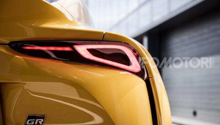 [VIDEO] Prova Toyota GR Supra 2020: tutto quello che dovete sapere! - Foto 31 di 66