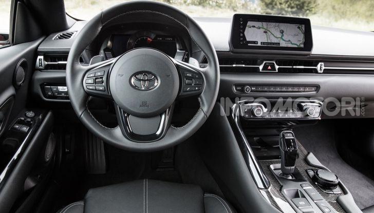 [VIDEO] Prova Toyota GR Supra 2020: tutto quello che dovete sapere! - Foto 47 di 66