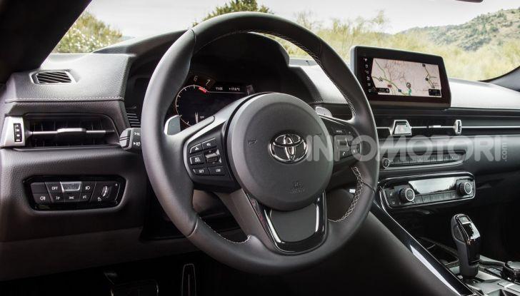[VIDEO] Prova Toyota GR Supra 2020: tutto quello che dovete sapere! - Foto 48 di 66