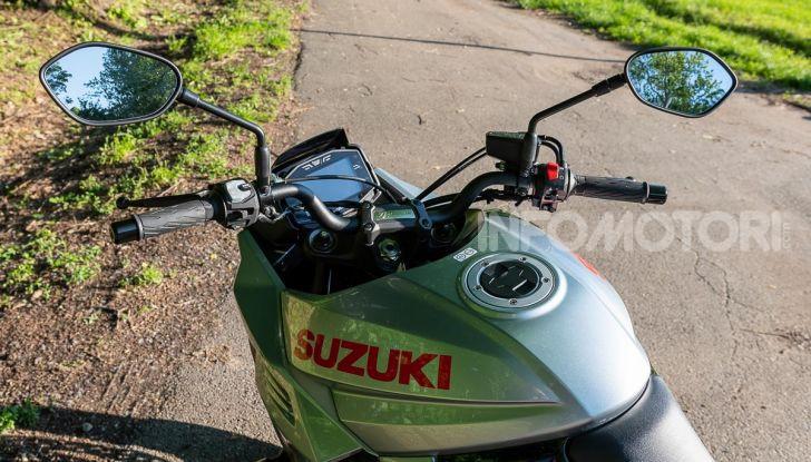 [VIDEO] Prova Suzuki GSX-S 1000 Katana, affilata di nome e di fatto - Foto 25 di 42