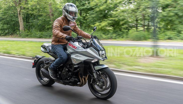 [VIDEO] Prova Suzuki GSX-S 1000 Katana, affilata di nome e di fatto - Foto 31 di 42