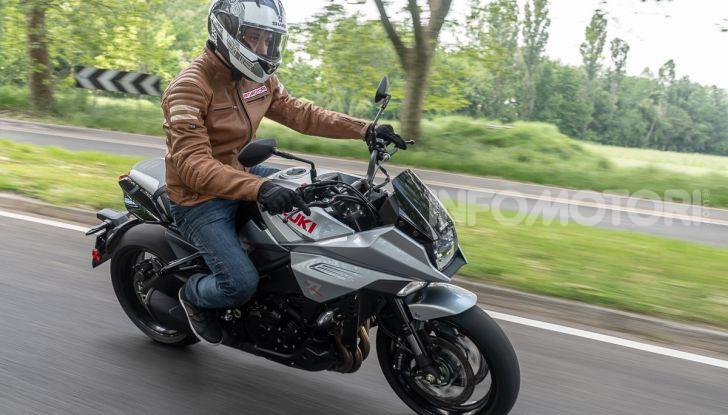 [VIDEO] Prova Suzuki GSX-S 1000 Katana, affilata di nome e di fatto - Foto 40 di 42