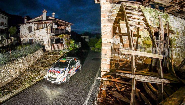 Peugeot Competition – A Piancavallo Rovatti si prende gara e primato - Foto 7 di 8