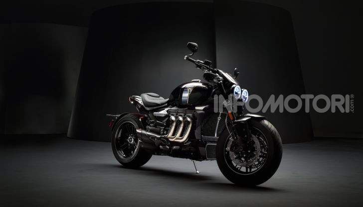 Project Triumph TE-1: il nuovo progetto di moto elettrica di Triumph - Foto 1 di 33