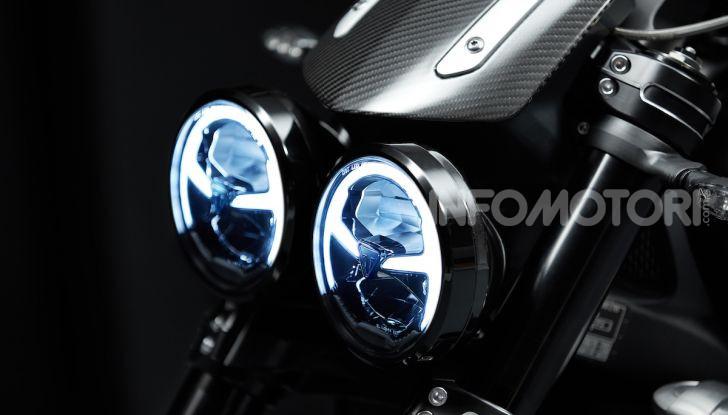 Project Triumph TE-1: il nuovo progetto di moto elettrica di Triumph - Foto 12 di 33