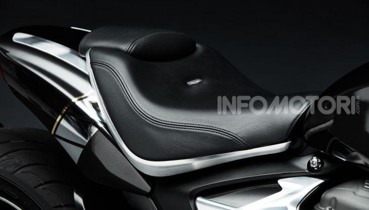 Project Triumph TE-1: il nuovo progetto di moto elettrica di Triumph - Foto 15 di 33