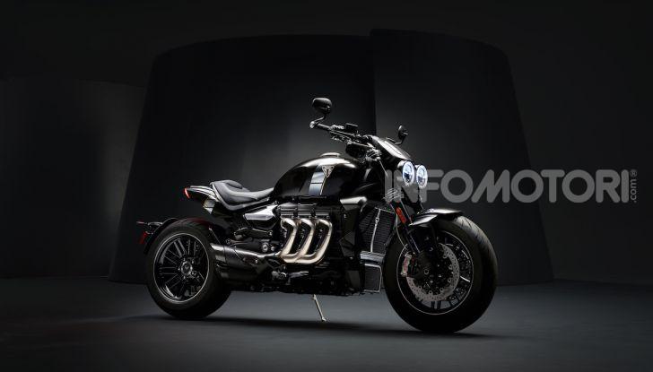 Project Triumph TE-1: il nuovo progetto di moto elettrica di Triumph - Foto 2 di 33