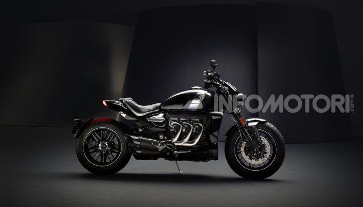 Project Triumph TE-1: il nuovo progetto di moto elettrica di Triumph - Foto 4 di 33