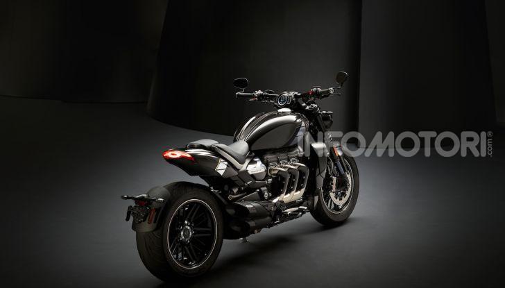 Project Triumph TE-1: il nuovo progetto di moto elettrica di Triumph - Foto 5 di 33