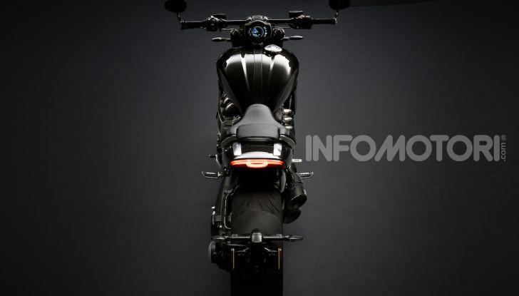 Project Triumph TE-1: il nuovo progetto di moto elettrica di Triumph - Foto 6 di 33