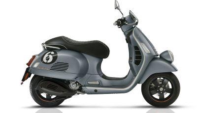 Vespa Sei Giorni II Edition: ora più potente con il nuovo motore 300 hpe