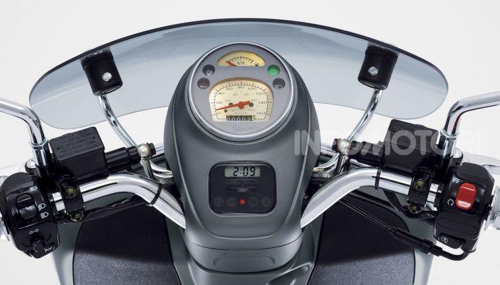 Vespa Sei Giorni II Edition: ora più potente con il nuovo motore 300 hpe - Foto 3 di 3