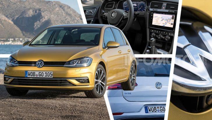 Volkswagen Golf, storia dell'auto eterna che ha cambiato il gioco - Foto 1 di 13