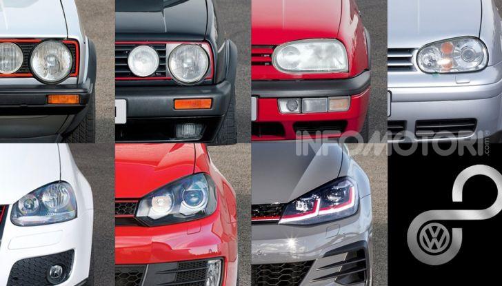 Volkswagen Golf, storia dell'auto eterna che ha cambiato il gioco - Foto 3 di 13