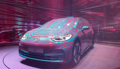 Volkswagen ID.3, la prima elettrica della famiglia ID VW