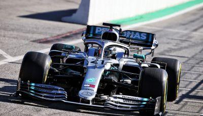 F1 2019 Test Barcellona, Day 2: Mazepin e la Mercedes davanti a tutti, Fuoco terzo con la Ferrari seguito da Leclerc