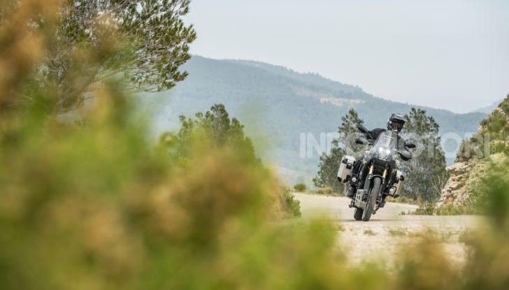 Yamaha Tenere 700 arriva nei concessionari con Explorer e Rally Pack - Foto 12 di 16