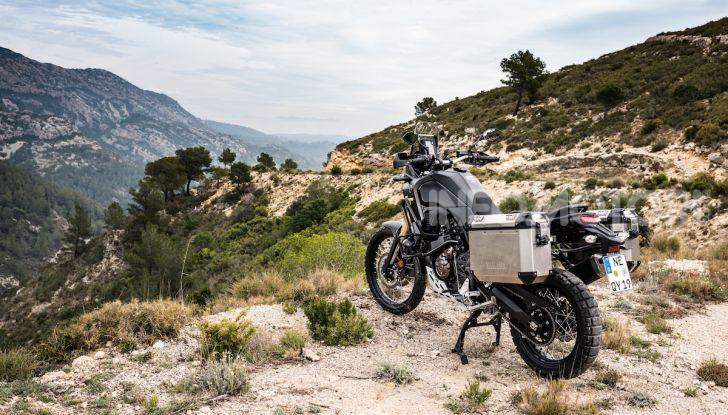 Yamaha Tenere 700 arriva nei concessionari con Explorer e Rally Pack - Foto 16 di 16
