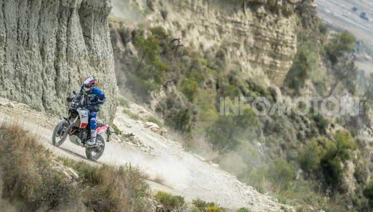 Yamaha Tenere 700 arriva nei concessionari con Explorer e Rally Pack - Foto 5 di 16