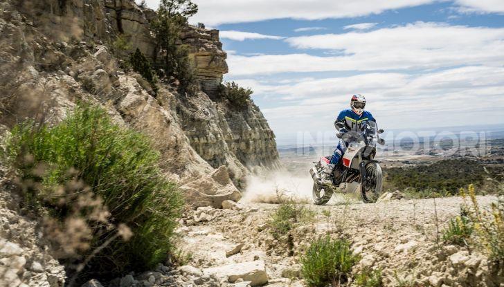 Yamaha Tenere 700 arriva nei concessionari con Explorer e Rally Pack - Foto 6 di 16