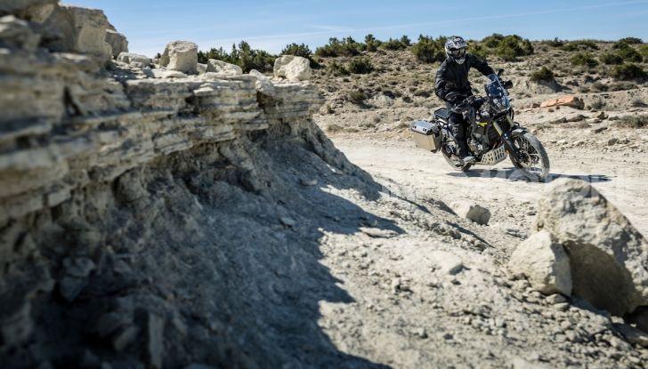 Yamaha Tenere 700 arriva nei concessionari con Explorer e Rally Pack - Foto 9 di 16