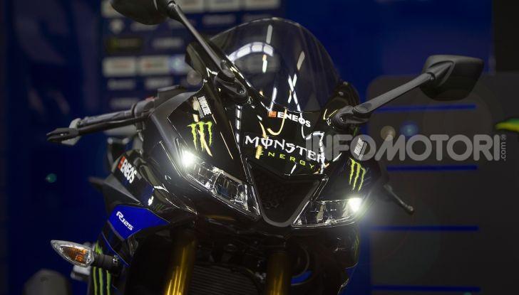 Yamaha  YZF-R125 Monster Energy Yamaha MotoGP Edition: piccola ma con DNA sportivo - Foto 1 di 22