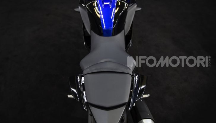Yamaha  YZF-R125 Monster Energy Yamaha MotoGP Edition: piccola ma con DNA sportivo - Foto 10 di 22