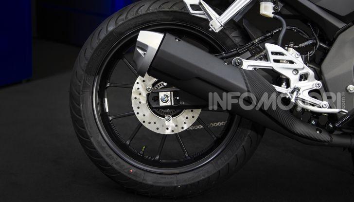 Yamaha  YZF-R125 Monster Energy Yamaha MotoGP Edition: piccola ma con DNA sportivo - Foto 11 di 22