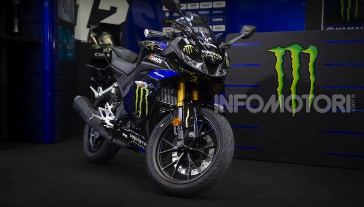Yamaha  YZF-R125 Monster Energy Yamaha MotoGP Edition: piccola ma con DNA sportivo - Foto 13 di 22