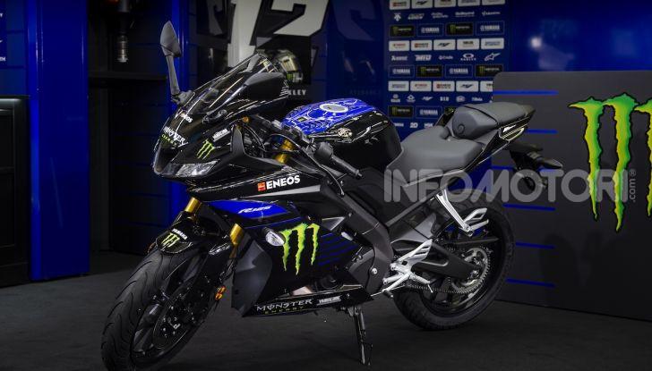 Yamaha  YZF-R125 Monster Energy Yamaha MotoGP Edition: piccola ma con DNA sportivo - Foto 14 di 22