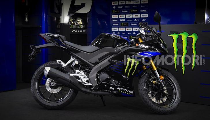 Yamaha  YZF-R125 Monster Energy Yamaha MotoGP Edition: piccola ma con DNA sportivo - Foto 16 di 22