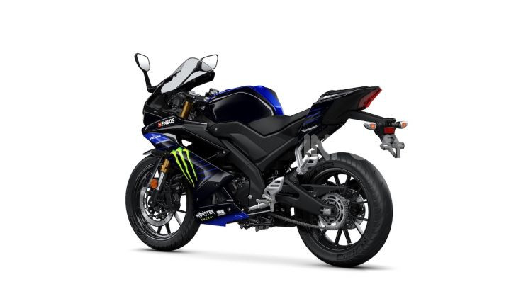 Yamaha  YZF-R125 Monster Energy Yamaha MotoGP Edition: piccola ma con DNA sportivo - Foto 22 di 22