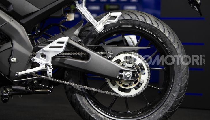 Yamaha  YZF-R125 Monster Energy Yamaha MotoGP Edition: piccola ma con DNA sportivo - Foto 6 di 22