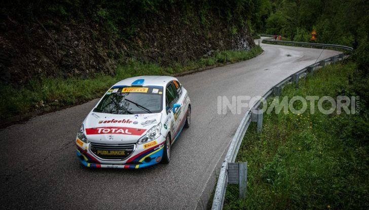 Peugeot Competition – A Piancavallo Rovatti si prende gara e primato - Foto 8 di 8