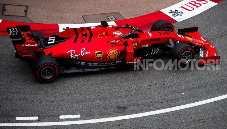 F1 2019 GP Monaco, prove libere: Mercedes in vetta con Hamilton davanti a Bottas, Vettel terzo - Foto 7 di 32