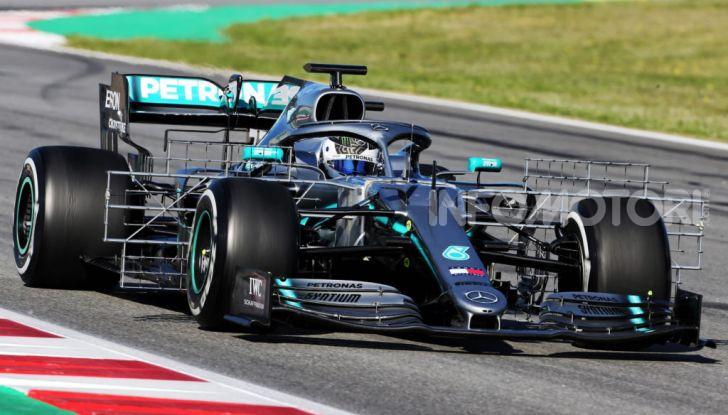 F1 2019 Test Barcellona, Day 1: Bottas e la Mercedes al top davanti a Leclerc e Kvyat - Foto 13 di 20