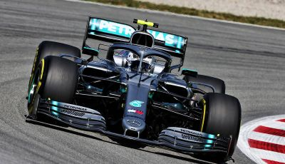 F1 2019 GP Spagna, prove libere: Bottas e la Mercedes al comando, le Ferrari inseguono