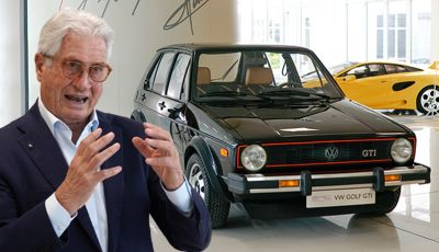 [VIDEO] Volkswagen Golf Eterna, il mito di Golf con Giorgetto Giugiaro e Italdesign