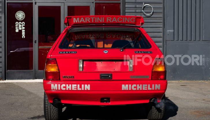 Lancia Delta Integrale 16V del 1989, la Deltona usata in vendita - Foto 8 di 27