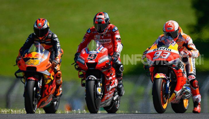 MotoGP 2019 GP d'Italia, Mugello: le dichiarazioni dei piloti - Foto 20 di 22