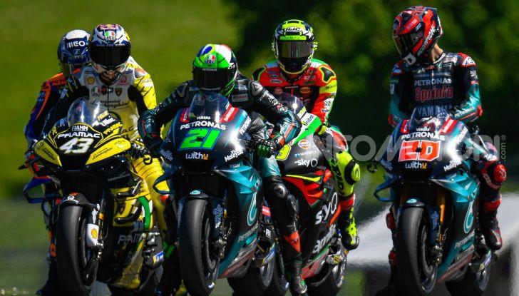 MotoGP 2019 GP d'Italia, Mugello: le dichiarazioni dei piloti - Foto 18 di 22