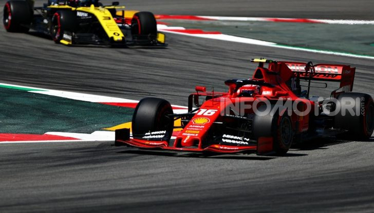 F1 2019 GP Spagna: Hamilton e la Mercedes invincibili a Barcellona, le Ferrari fuori dal podio - Foto 14 di 15