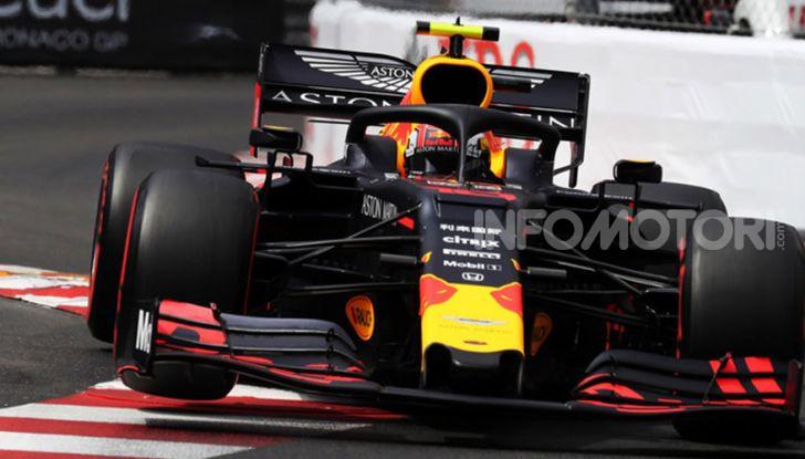 F1 2019 GP Monaco, prove libere: Mercedes in vetta con Hamilton davanti a Bottas, Vettel terzo - Foto 17 di 32